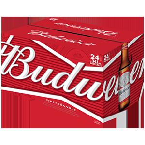 Budweiser 33,99$
