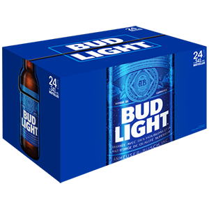 Bud Light 33,99$