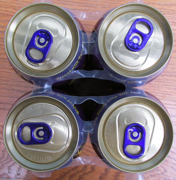4 Canettes au choix