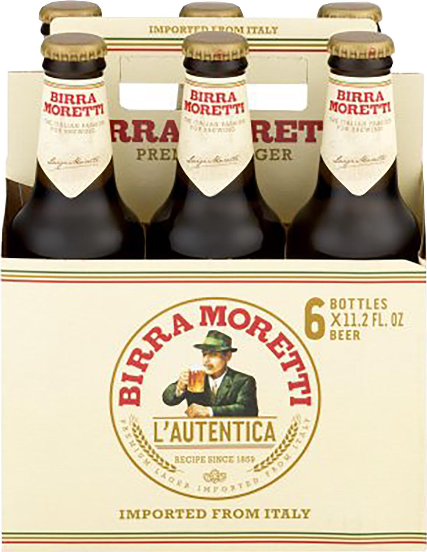 Birra Moretti 14,99$