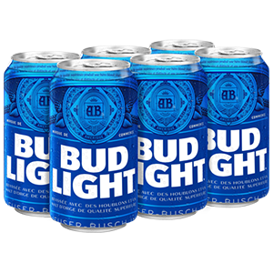 Bud Light 13,49$