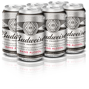 Budweiser Prohibition 12,99$