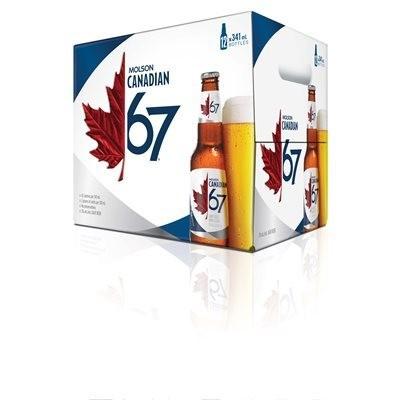 Molson Canadian 67 20,99$