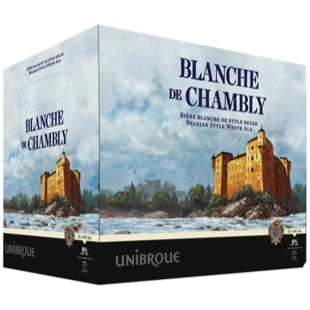 Blanche de Chambly 18,99$