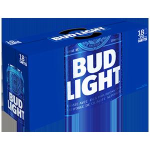Bud light 24,99$