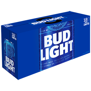 Bud light 24,99$
