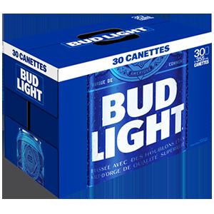 Bud Light 37,99$