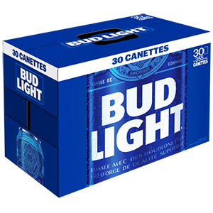 Bud Light 37,99$