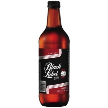 Black Label 1.18L 5,49$