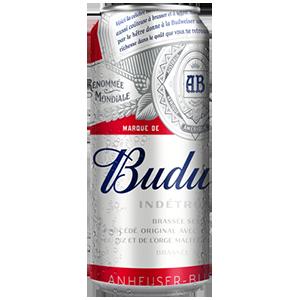 Bière au choix format 473ML  2,99$