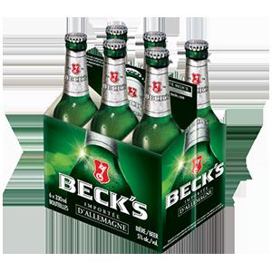 Becks 13,99$