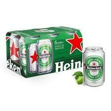 Heineken 14,99$