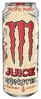 Monster Pacific Punch 3/7,99$