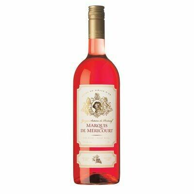 Marquis de Mericourt Rosé 14.49$