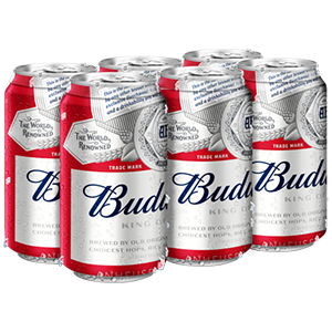 Budweiser 473ML 13.99$