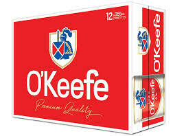 O'Keefe 18,99$