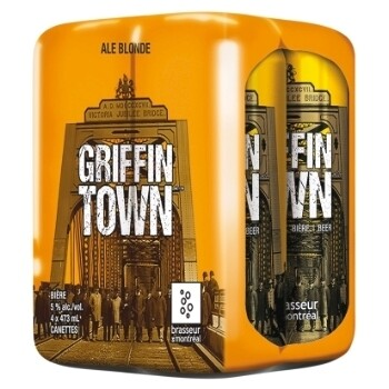 Griffin Town 13.99$