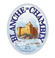 Blanche de Chambly 17.99$