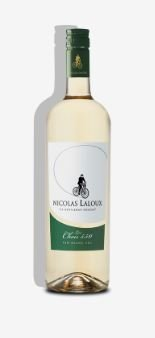 Nicolas Laloux Blanc 12,29$