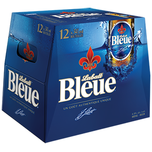 Labatt Bleue 18.99$