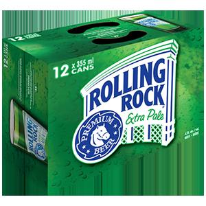 Rolling Rock 17.99$