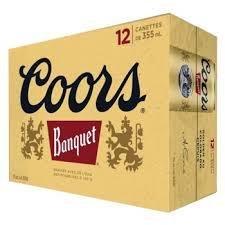 Coors Banquet 19.99$