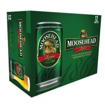 Mooseheads 12 Canettes 16.99$