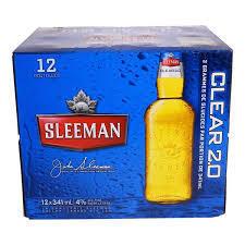Sleeman Clear 17,59$