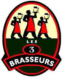 Les 3 Brasseurs  Canette Individuelle 3.99$