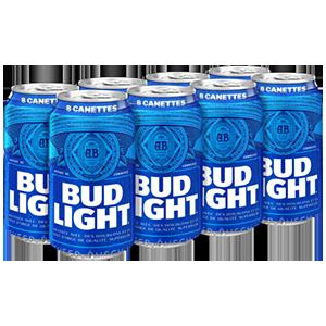 Bud Light 12,99$