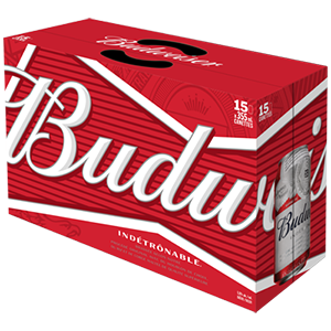 Budweiser 22.99$