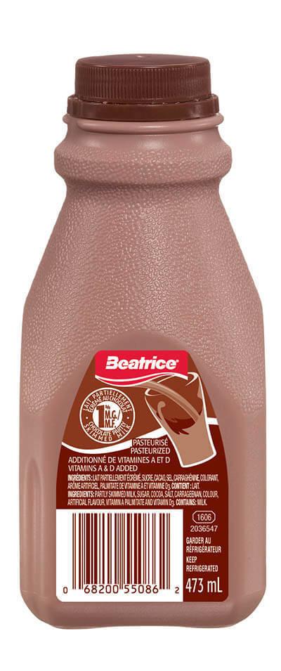 Lait Chocolat Béatrice 2,49$