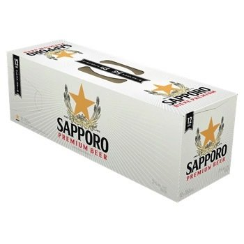 Sapporo 17.99$
