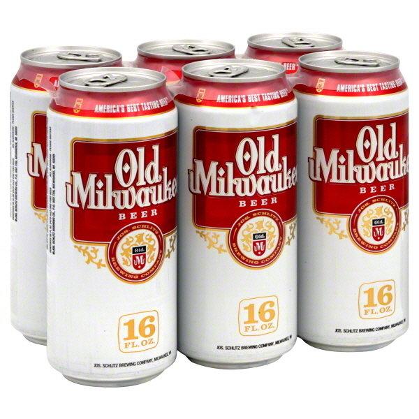 Old Milwaukee 8,99$