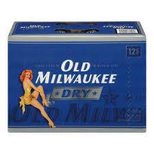 Old Milwaukee Dry 15.99$