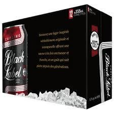 Black Label 16,99$