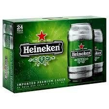 Heineken 34.99$