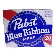 Pabst Blue Ribbon 26.99$
