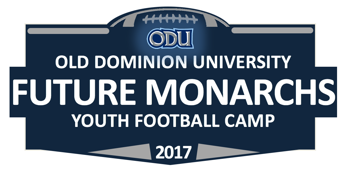 2017 ODU Youth Football Camp : June 26-30