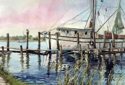 Docking at Georgetown