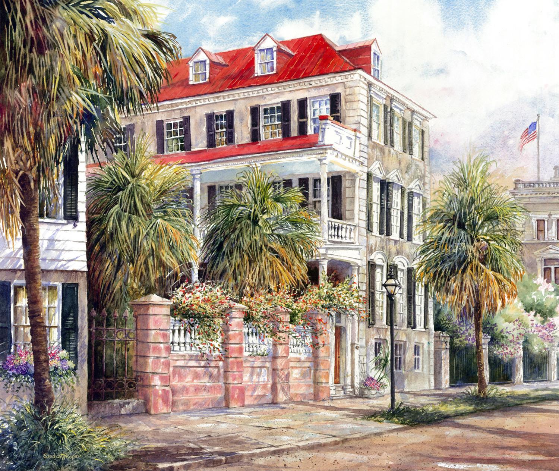 Meeting St. Poyas - Mordecai House