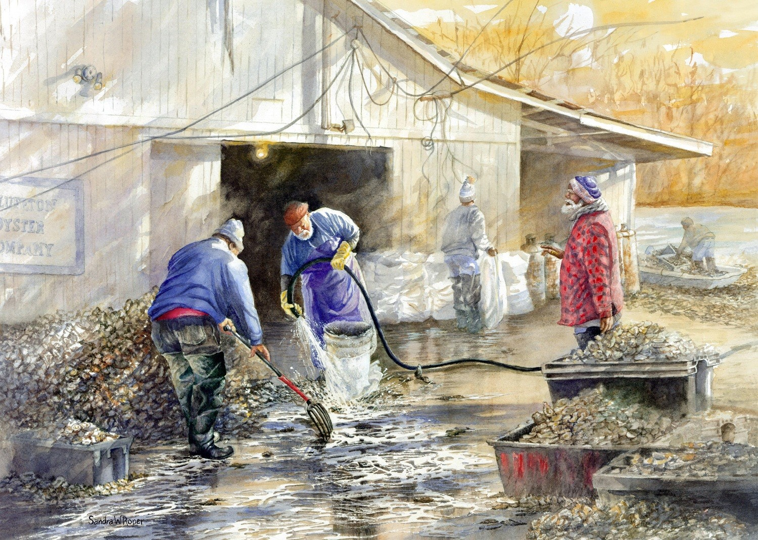 May River Oyster Pickers
