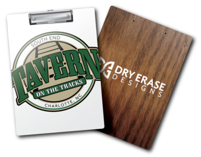Custom Clipboards (Dry Erase With Custom Graphics)