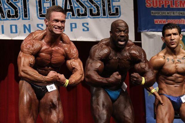 NPC Men's Bodybuilding