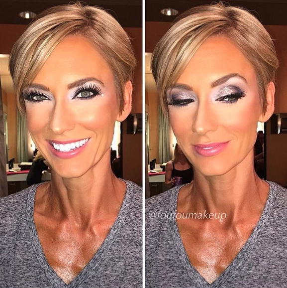 Perfect competition make-up.