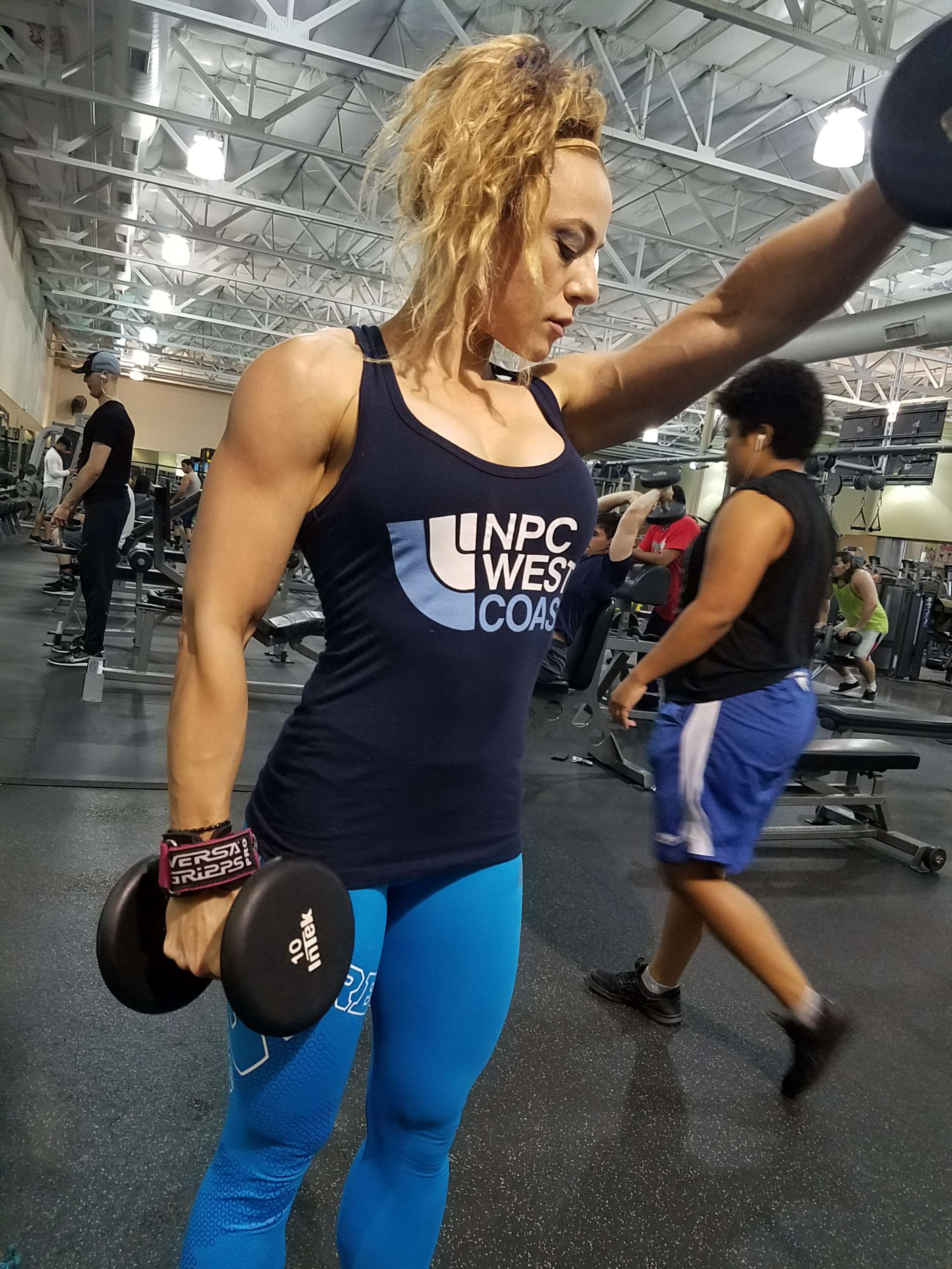 NPC West Coast Classic Women's Tank