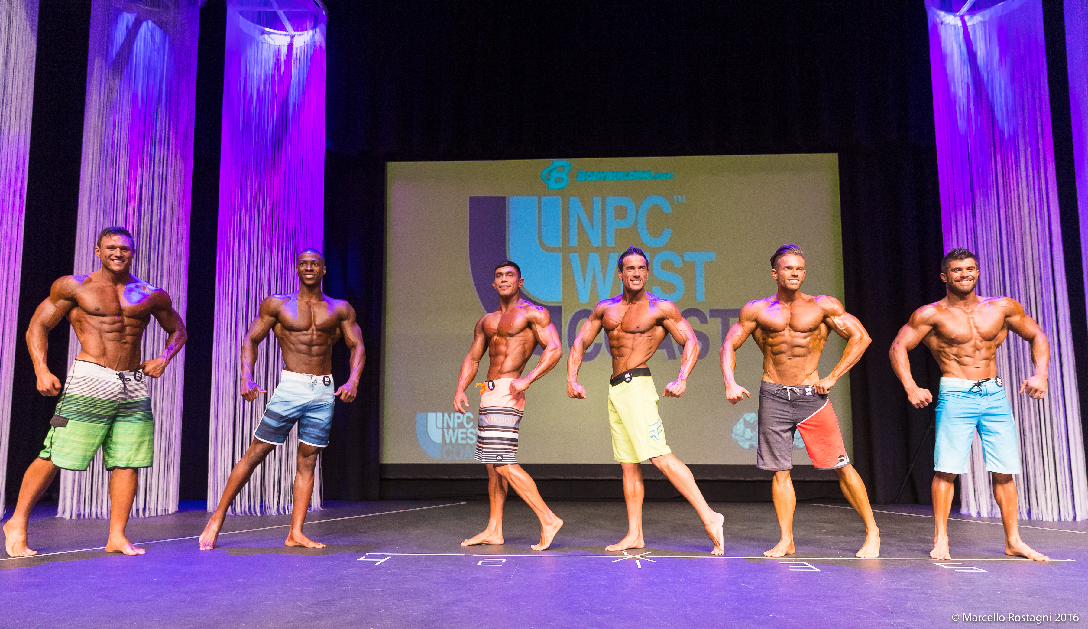 NPC Men's Physique