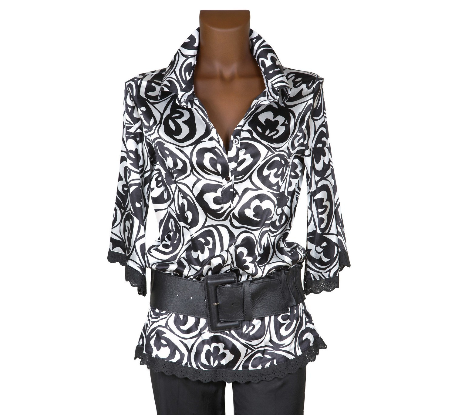 Women's Jacket & Belt