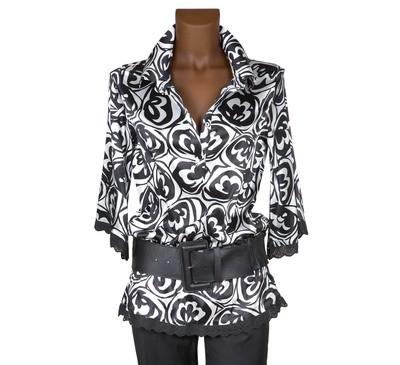 Women's Jacket & Belt