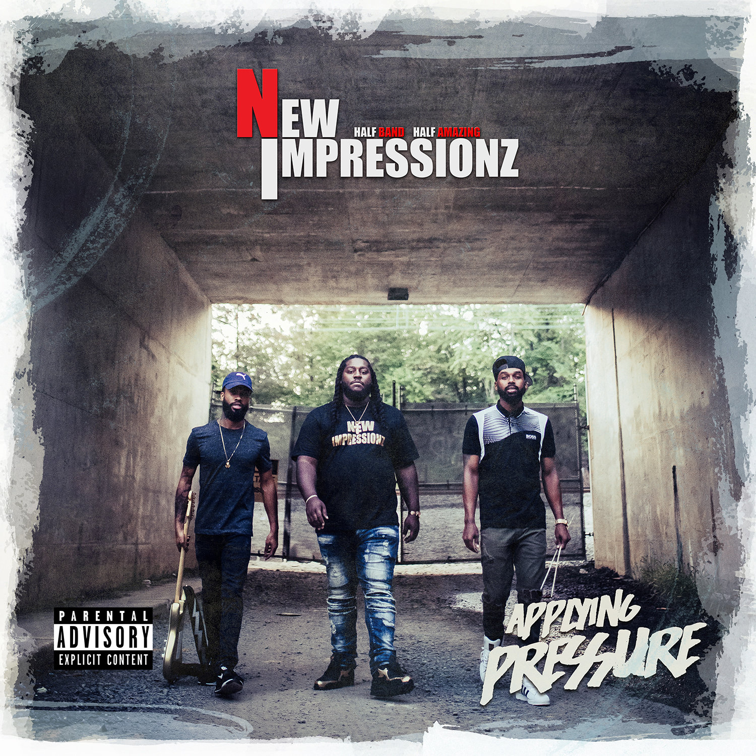 New Impressionz - Applying Pressure - ZIP FILE DOWNLOAD (Must download to a computer)